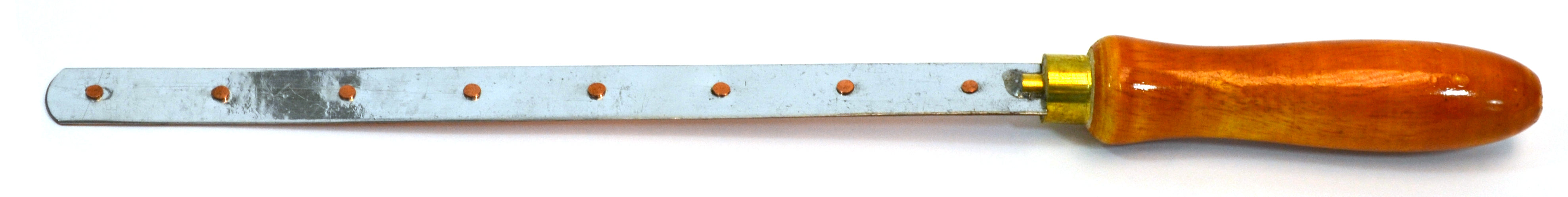 Compound bar, Copper and Iron