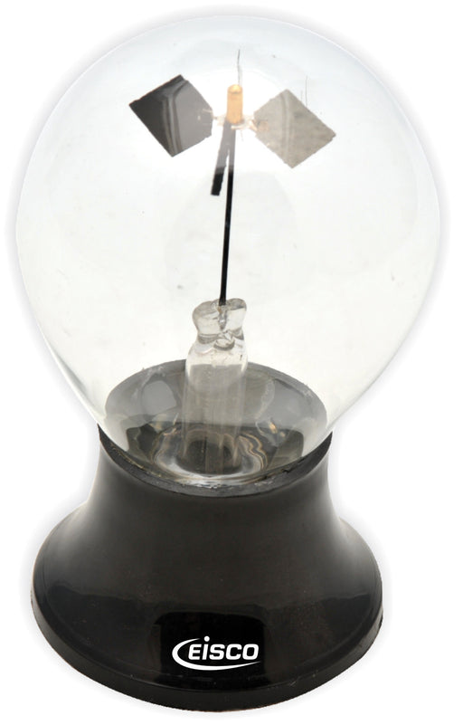 Radiometer Crook's on plastic base