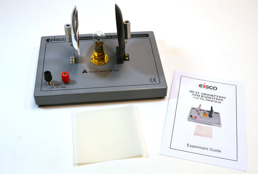 Heat Absorption Radiation Comparator