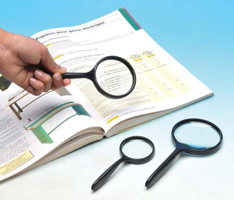 Magnifier - Reading Glass, Diameter 60 mm