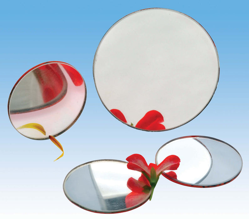 Concave Mirror - Glass, Dia 150mm, Focal length 150mm