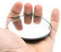"Round Convex Glass Mirror  - 3"" (75mm) Diameter -  150mm Focal Length - 3.3mm Thick Approx. - Eisco Labs"