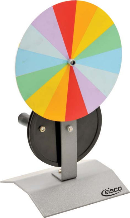 Eisco Labs Newton's Color Disc - Hand driven