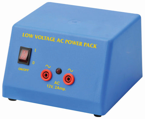 Eisco Labs Low Voltage Power Pack, 6-12V, AC, 2 Amps