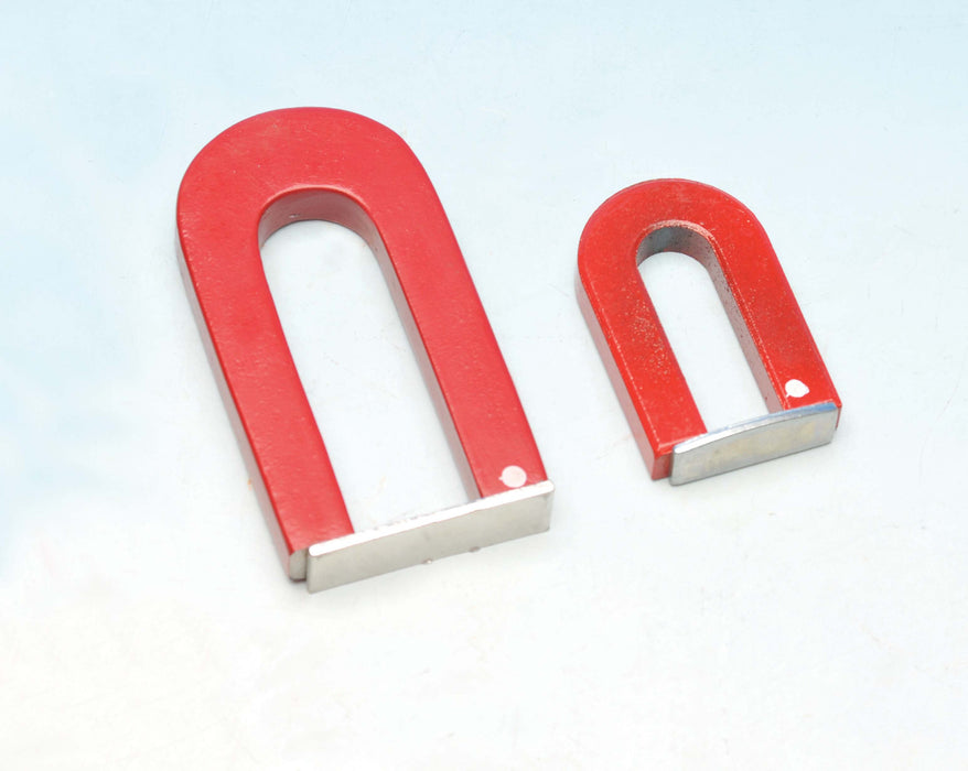 U-shape Magnets - ALNICO, 75 x 13 x 10 mm
