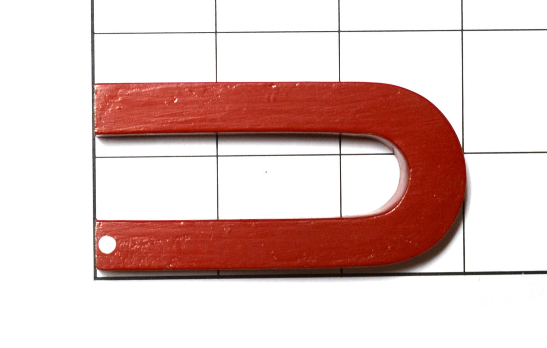 "3"" Horseshoe U-shape Magnet with keeper - Alnico - hBARSCI"