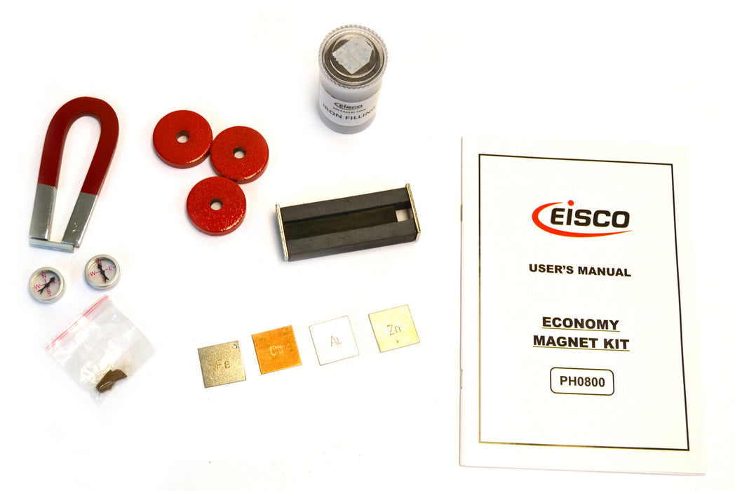 Eisco Labs Junior Science Magnet Kit