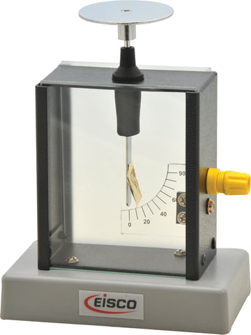 Eisco Labs Gold Leaf Electroscope
