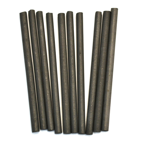 Eisco Labs Carbon Rod Electrode 100 x 5mm - Pack of 10