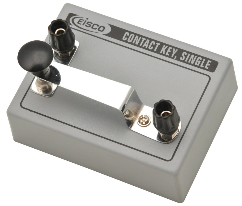 Eisco Labs Contact Key, Telegraphing/Morse Code, Single