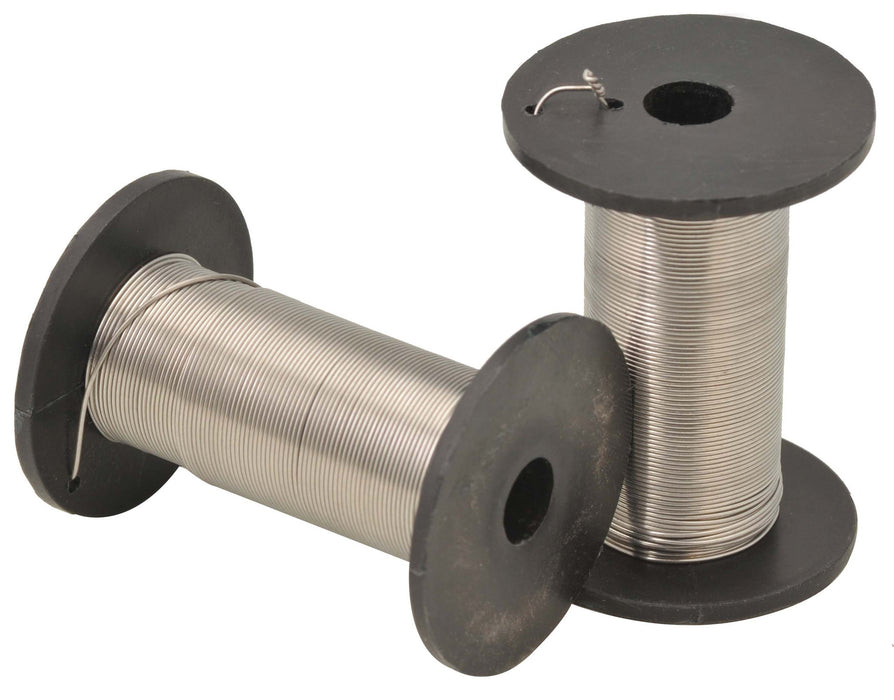 Eureka/constantan Wire - Bare, 34 s.w.g., reel of 125gm