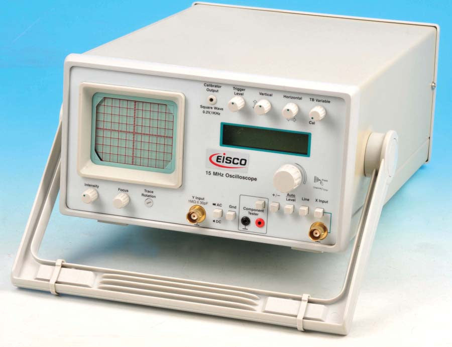 Oscilloscope Model EI 800 - 15 MHz