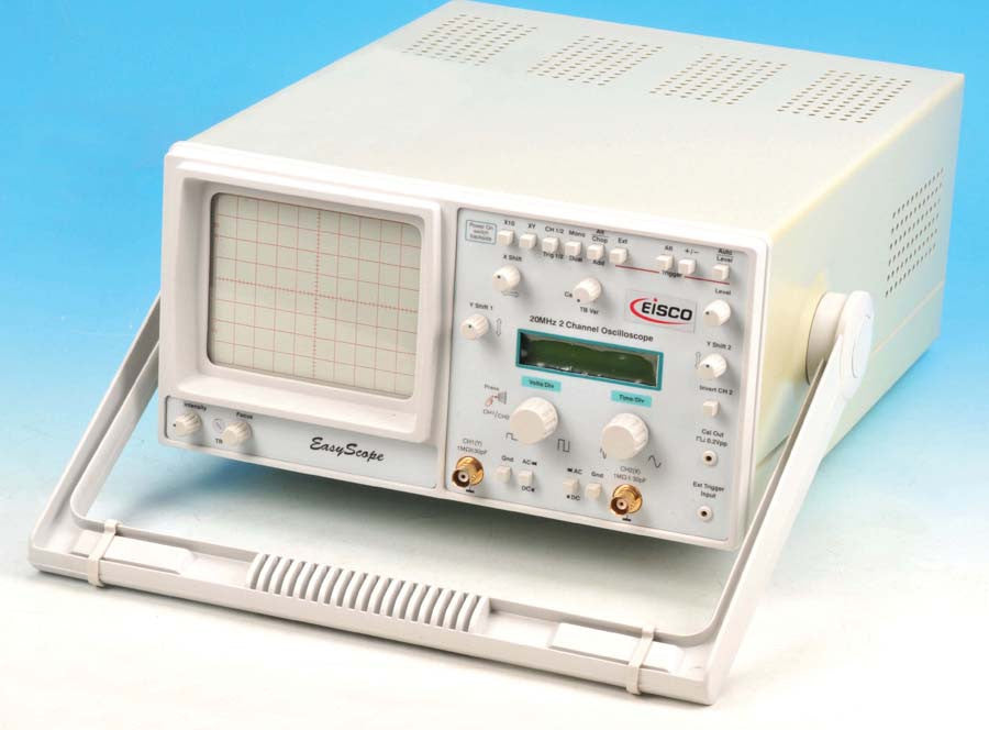 Oscilloscope Model EI 801 - 20 MHz