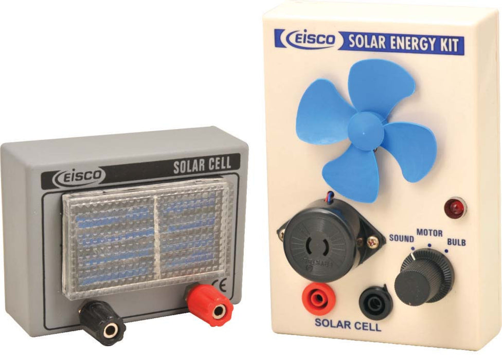 Eisco Labs Solar Energy Kit