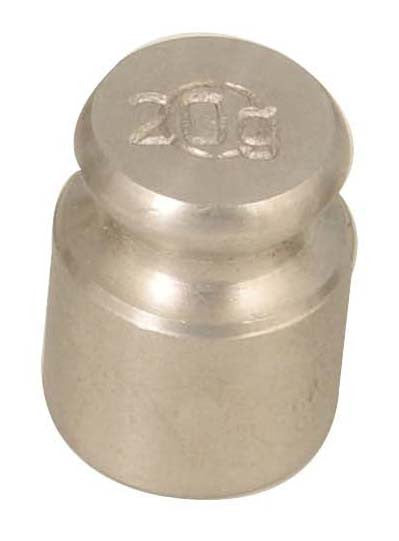 Eisco Labs 20g Stainless Steel Balance Weight