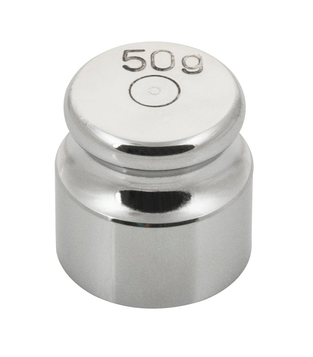50g Balance Weight, Stainless Steel, Spare, Eisco Labs
