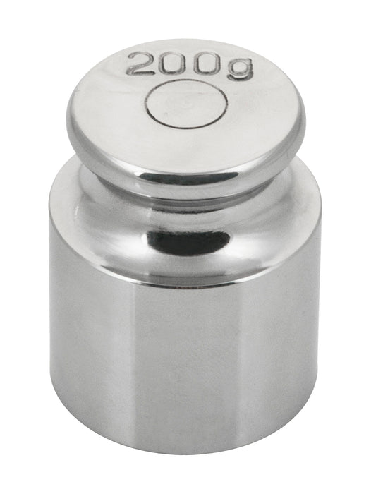 200g Balance Weight, Stainless Steel, Spare, Eisco Labs