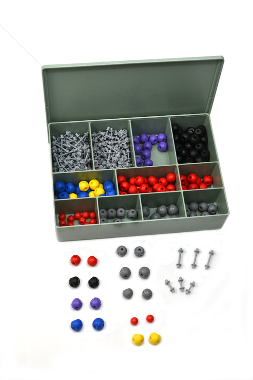 Eisco Labs Teacher Molecular Model Set, 500 pieces