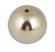"1"" Drilled Steel Ball - Pendulum Demonstrations - hBARSCI"