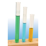 Light Rim Test Tubes, Borosilicate Glass