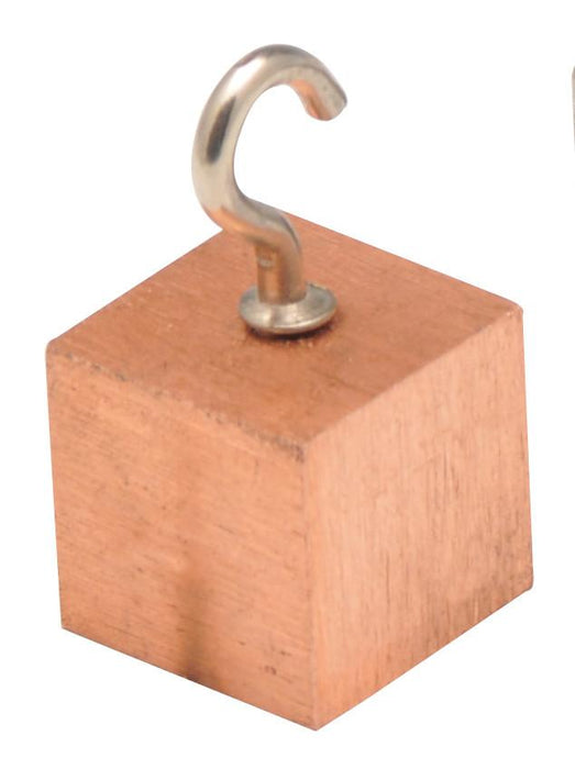 Specific Gravity Cubes - Copper - With Hook