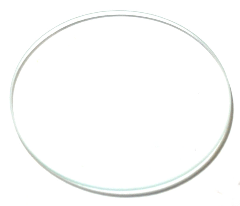 "Double Convex Lens, 300mm Focal Length, 3"" (75mm) Diameter - Spherical, Optically Worked Glass Lens - Ground Edges, Polished - Great for Physics Classrooms - Eisco Labs"