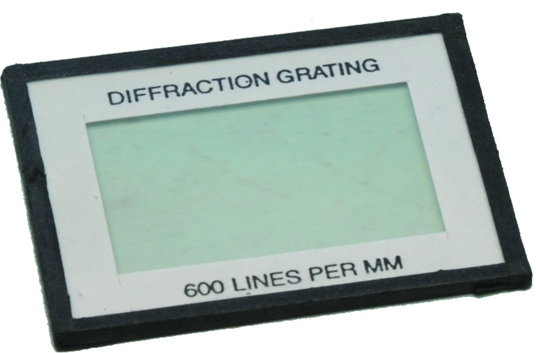 Diffraction Grating, 100 Lines / mm