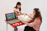 K-First - Differentiated Inquiry Learning System, Interactive Learning Environment