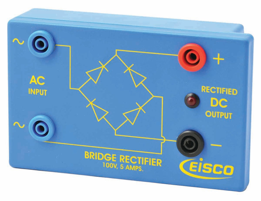 Bridge Rectifier - 5 Amp / 100V - Eisco Labs