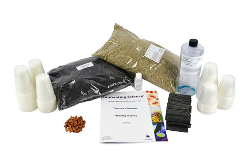 Healthy Plants Chemistry Kit - Explore The Variables in the Growth & Survival of Plants - Science At Home Series - Innovating Science
