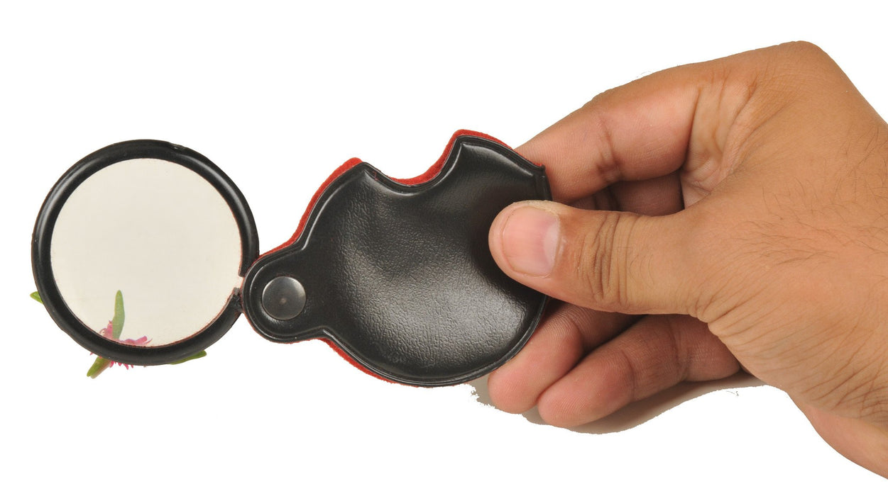Magnifier Pocket Type with Pouch