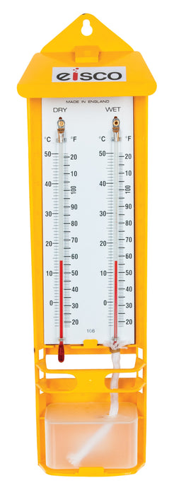 Wet and Dry Thermometer - Masons, Zeal Type