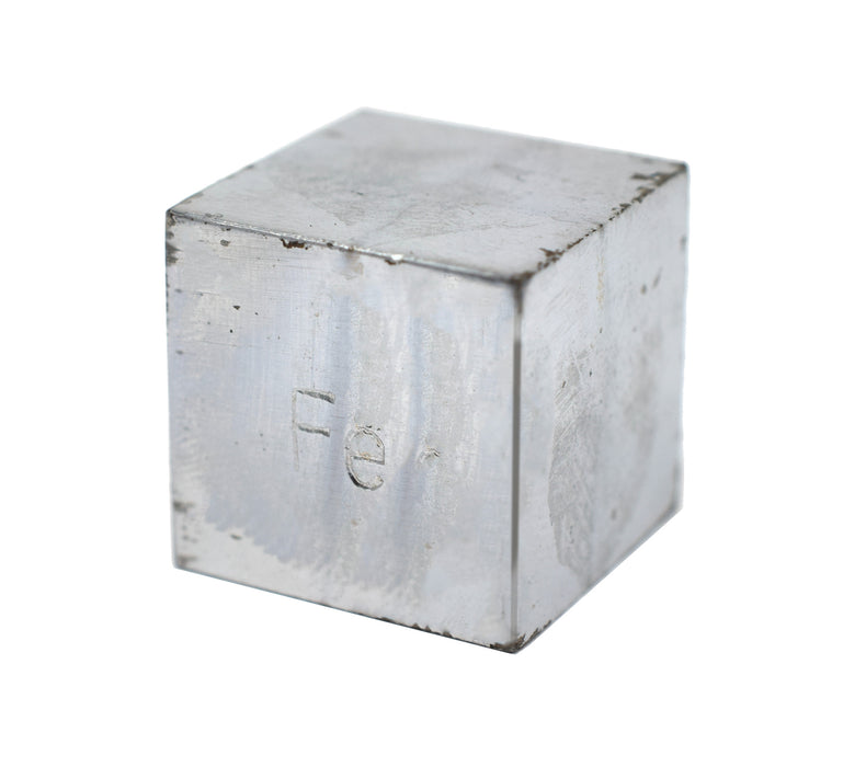 Specific Gravity Cube - Iron - No Hook
