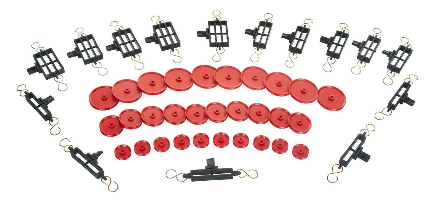 Pulley Block - Assembly Set