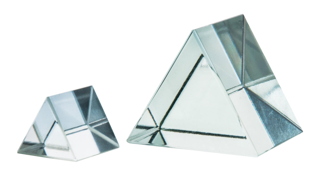 Prisms Glass Equilateral