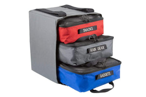 Cube Caddy - storage tote / packing cube carrier