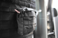 "Load image into Gallery viewer, Small GP Pouch | MOLLE Front - 7 x 3 x 5""  - Blue Ridge Overland Gear"