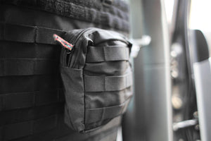 "Small GP Pouch | MOLLE Front - 7 x 3 x 5""  - Blue Ridge Overland Gear"