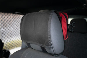Headrest Velcro Panel  - Blue Ridge Overland Gear