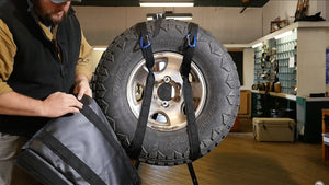 Tire Storage Bag XL  - Blue Ridge Overland Gear