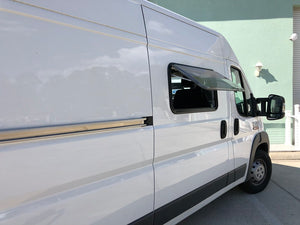 Tern Overland Acrylic Windows
