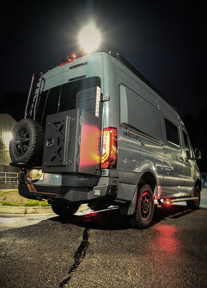 VS30 2019+ Sprinter Backwoods Adventure Mods Rear Bumper