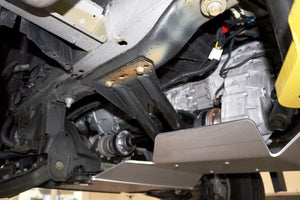 VAN COMPASS™ MERCEDES 4X4 SPRINTER TRANSMISSION/TRANSFER CASE SKID PLATE (2007-CURRENT)
