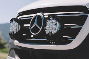 VAN COMPASS™ MERCEDES SPRINTER 2019+ FLOATING LIGHT MOUNT (2019+)
