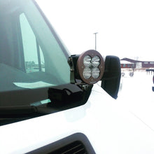 Load image into Gallery viewer, VAN COMPASS HOODLINE LIGHT POD MOUNT (TRANSIT 2013+)