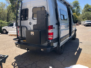 Owl Vans Sherpa Sprinter Cargo Carrier (Sprinter '07-'18)