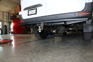 VAN COMPASS MERCEDES SPRINTER REAR STEP