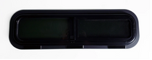"Load image into Gallery viewer, AMAuto VAN BUNK HALF-SLIDER WINDOW PASSENGER SIDE 30 3/4"" X 9 1/2"""