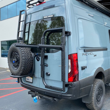 Load image into Gallery viewer, Owl Vans B2 Carrier (Bike + Box) for Sprinter 2019+ and Revel 2020+