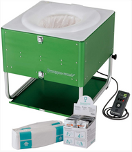 Load image into Gallery viewer, Wrappon Green Portable Toilet Complete Kit